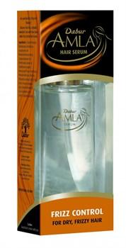 Сыворотка для вьющихся волос Dabur Amla Serum Frizz Control (с маслом змеи) - фото 4060