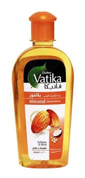 Масло для волос Dabur Vatika Almond (обогащённое миндалем) - фото 4084