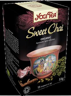 Yogi Tea «Sweet Chai» - фото 4296