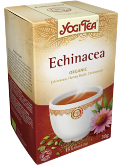 Yogi Tea «Echinacea»  - фото 4308