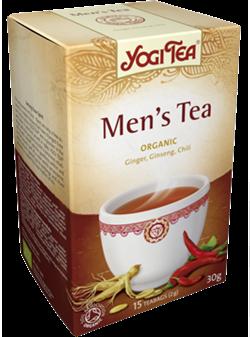 Yogi Tea «Men's Tea» - фото 4315