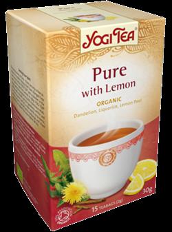 Yogi Tea «Pure Lemon» (Очищающий чай с лимоном) - фото 4317