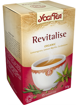 Yogi Tea «Revitalise» (Восстанавливающий) - фото 4318