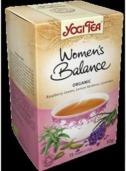 Yogi Tea «Women's Balance» - фото 4326