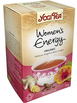 Yogi Tea «Women's Energy»  - фото 4327