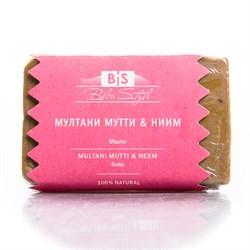 "Аюрведическое мыло ""Мултани Мутти/Ним"" - фото 4885"