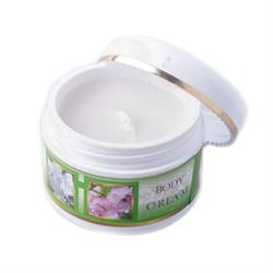 Индийский крем для тела с маслом жожоба и эфирным маслом герани - фото 5327