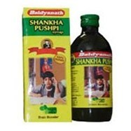 Shankhapushpi syrup (Шанкхапушпи сироп) - помогает улучшить концентрацию - фото 5445
