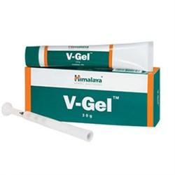 V-gel (Ви-Гель) - генитальный антибактериальный гель - фото 5526