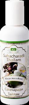 """Масло """"Сахачаради Тайлам"""" - аюрведическое средство по уходу за ногами - фото 5559"""