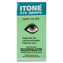 ITONE (айтон) - аюрведические глазные капли, настоящий эликсир для глаз - фото 5577