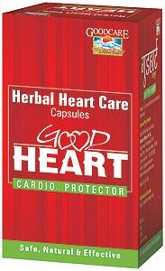 Good Heart cardio protector (здоровое сердце) - аюрведический тоник для сердца - фото 5675