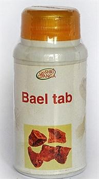 Bael tab (Баэль\Бильва) - помощь пищеварению, антигельминтное, противопоносное - фото 5682