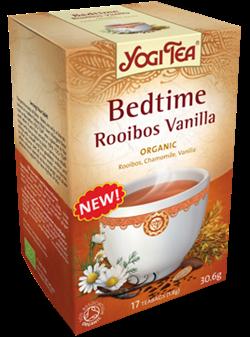 Yogi Tea «Bedtime Rooibos Vanilla» - фото 5782