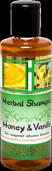 """Шампунь """"Мёд и Ваниль"""" - для придания объёма волосам - фото 6033"""