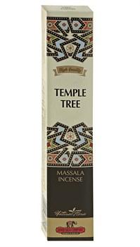 """Индийские благовония """"TEMPLE TREE"""" - фото 6156"""