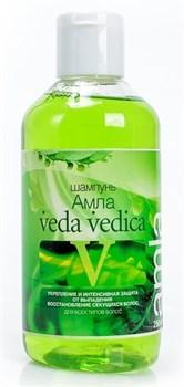 """Шампунь стимулирующий """"Амла"""" от Veda Vedica - фото 6235"""