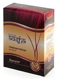 "Травяная краска для волос ""Бургунд"" - фото 6254"