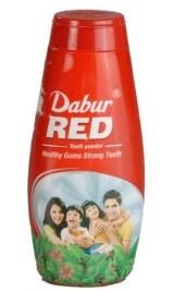 Индийский зубной порошок DABUR RED - фото 6456