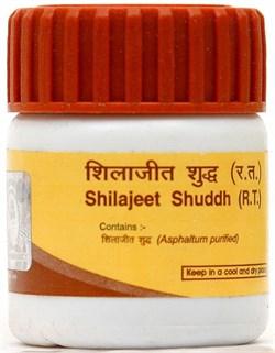 Shuddh Shilajeet (Шудха Шиладжит) - высокогорное гималайское очищенное мумиё  - фото 6463