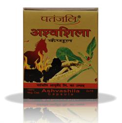 Ashvashila capsules (Ашвашила) - шиладжит с ашвагандхой в капсулах - фото 6465