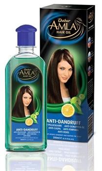 Масло для волос Dabur Amla Anti-Dandruff  - фото 6528
