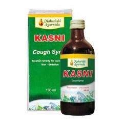 KASNI (Касни сироп Махариши) - травяной сироп от кашля - фото 6637