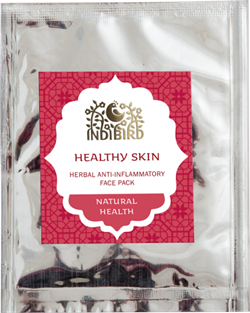 Травяная маска для проблемной кожи лица «Здоровая кожа» - фото 6661