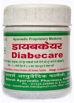 Diabecare Adarsh (Диабкейр) - регулирует уровень глюкозы - фото 6785