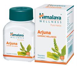 Arjuna (Аржуна) - сердечный тоник, аритмия, нормализует циркуляцию крови - фото 6800