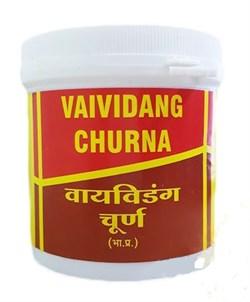 Vaividanga churna (Виданга чурна) - противоглистное, вяжущее, антибактериальное растение - фото 6901
