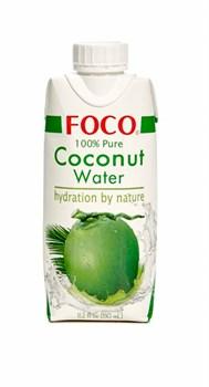 Кокосовая вода (100% натуральная, без сахара) - фото 6915
