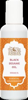 Масло чёрного кунжута (холодный отжим) - фото 7183