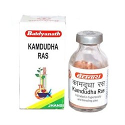 Kamdudha Ras (Камдудха рас) - баланс Питта доша, регулировка движения тепла в организме - фото 7194