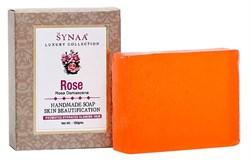 Натуральное мыло ручной работы Роза (Rose) - фото 7310