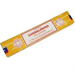 Индийские благовония Sandalwood  Сандал - фото 7427