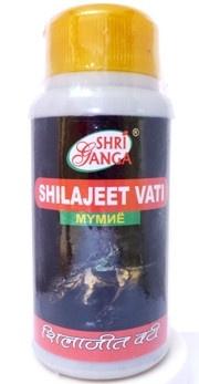Шиладжит мумиё 120 таблеток эликсир долголетия - фото 7440