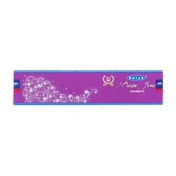 "Благовония ""Purple Jewel""  - фото 7509"