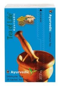 Аюрведический чай для укрепления иммунитета - фото 7678