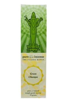 Благовония Зелёная Чампа из индийской ели - фото 7704