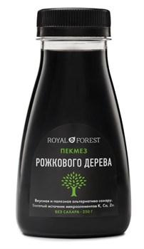 Пекмез рожкового дерева (carob syrup), 250 гр - фото 7725