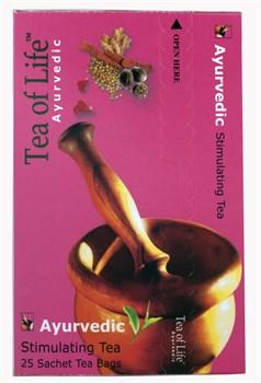 Аюрведический чай тонизирующий - фото 7862