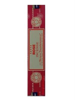 Индийские благовония Rose Incense ( Роза ) - 15 гр - фото 7983