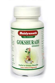 Gokshuradi guggulu (Гокшуради Гуггул) - омолаживающий тоник для почек - фото 8540