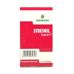 Stresnil (Стреснил) - от стресса, депрессии, бессонницы - фото 8705