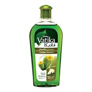 Масло для волос Dabur Vatika Cactus (обогащённое кактусом)