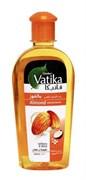 Масло для волос Dabur Vatika Almond (обогащённое миндалем)