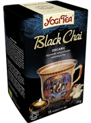Yogi Tea «Black Chai» со смесью восточных пряностей