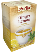 Yogi Tea «Ginger Lemon»