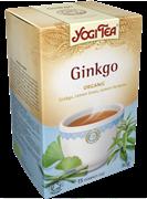 Yogi Tea «Ginkgo» (Ясность сознания)